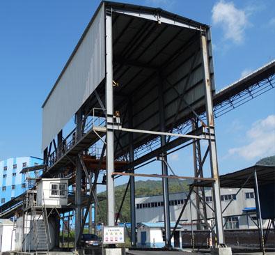 入厂煤自动采样机
