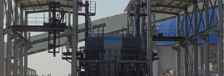 入厂煤采样系统